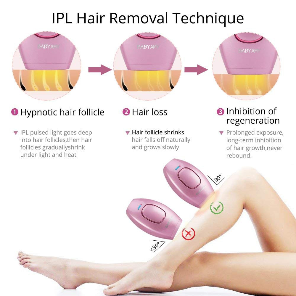 Mini Hair Removal Device